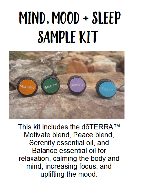 Get a Free doTERRA Essential Oil Sample Kit