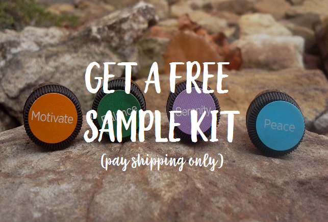 sample kit essential oils